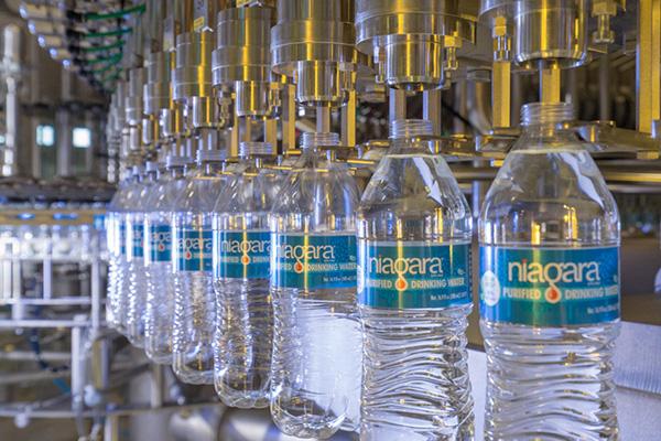 Niagara-bottling